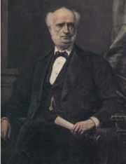 William McMaster, the founder of McMaster University