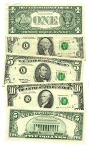 美国联邦储备纸币