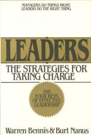 《领导者:成功谋略》(Leaders :The Strategies for Taking Charge)