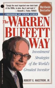 《巴菲特之道:世界上最伟大的投资家的投资战略》(The Buffett Way: Investment Strategies of the World's Greatest Investor)